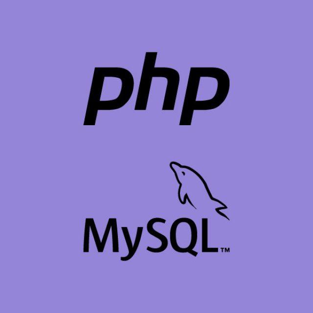 PHP e MySQL
