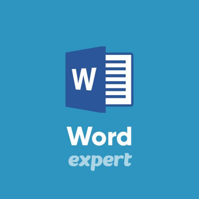 Curso de Word Expert