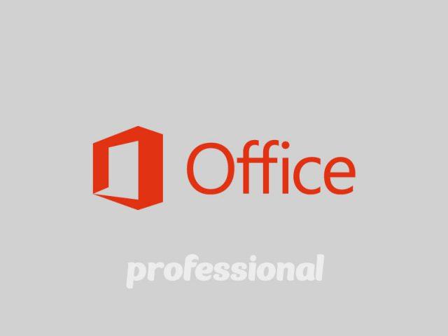 Curso de Microsoft Office Professional