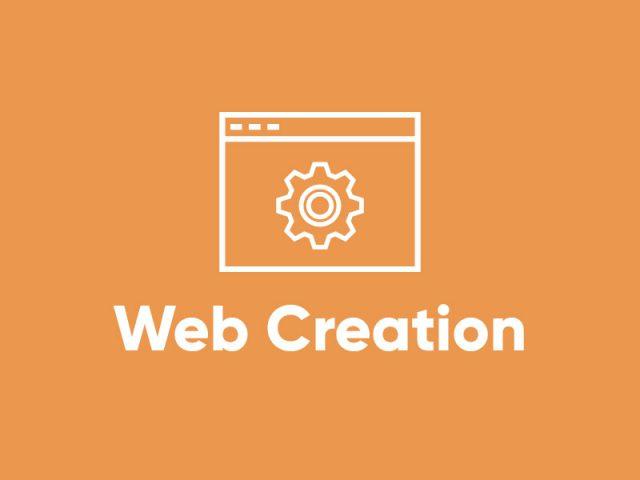 Curso de Web Creation