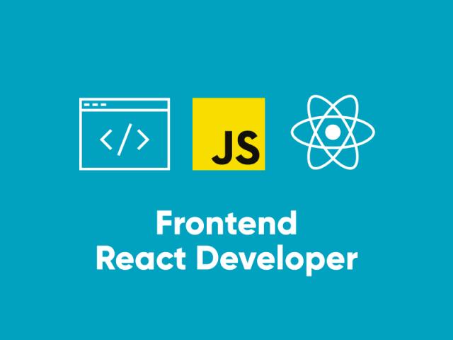 Frontend React Developer